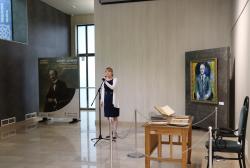 National Archives hosts an exhibition of Sargis Kakabadze's Unique Archive
