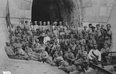 საქართველოს პირველი რესპუბლიკის შეიარაღებული ძალები
