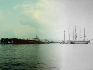 Batumi, Black Sea port