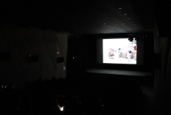 The International Archives Week  was opened in the National Archives of Georgia with the Screening of Georgian Animated Films