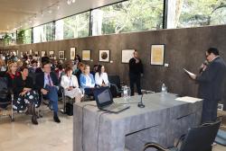 ეროვნული არქივის მეოთხე საერთაშორისო კონფერენცია გაიხსნა