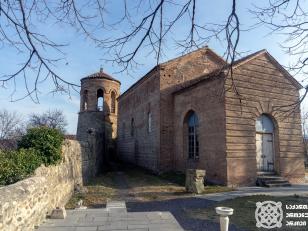 ერეკლე მეორის კარის ეკლესია, XVIII-XIX საუკუნეები. <br> გიორგი კაკაბაძის ფოტო. 2020 წელი.
