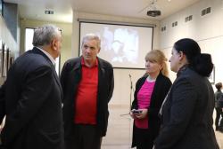 """Exhibition """"Ekvtime Takaishvili"""" was opened"""