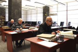 National Archives of Georgia will conduct disinfection in the Reading Rooms and Citizens' Receptions