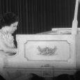 "Mendelssohn's ""Song"" performed by 14-year-old Natalia Kavrishvili. 1940"