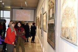 Merab Abramishvili – Exhibition in the Exhibition Pavilion