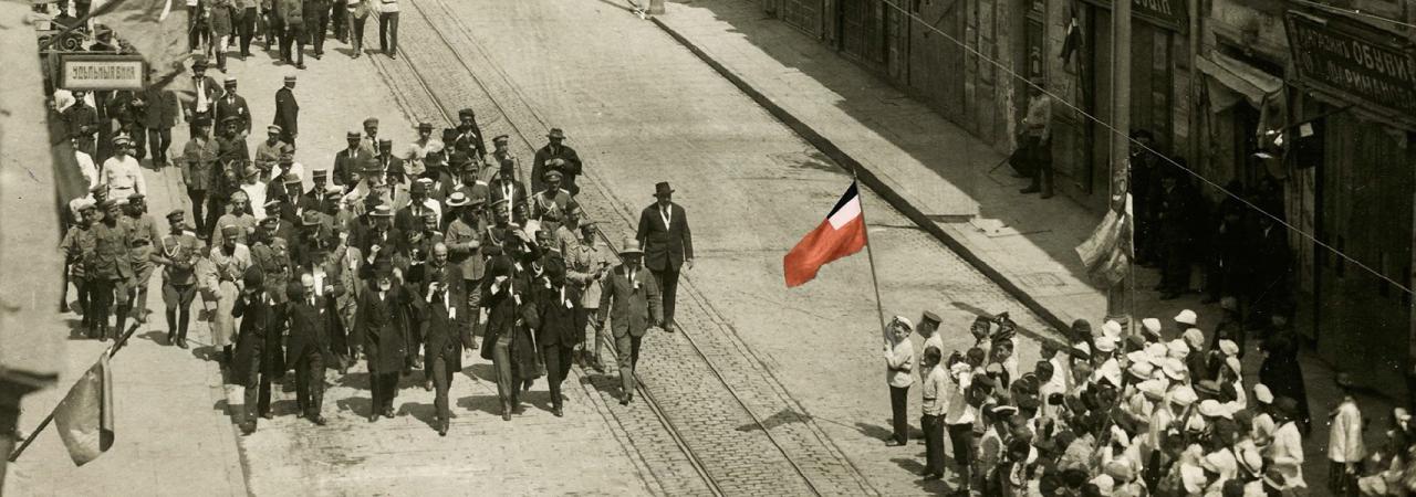 საქართველოს დამოუკიდებლობისადმი მიძღვნილი ზეიმი, თბილისი, 1919 წლის 26 მაისი