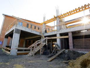 თეა წულუკიანმა ეროვნული არქივის სამცხე-ჯავახეთის რეგიონული ფილიალის მშენებლობა დაათვალიერა