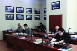 National Archives served about 38 000 citizens during the 9 months of 2013