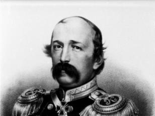 პოლკოვნიკი იოსებ დავითის ძე თარხან-მოურავი <br> Colonel Ioseb Tarkhan-Mouravi