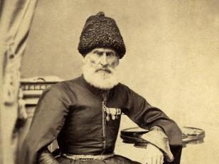 ნიკოლოზ თარხან-მოურავი. 1880-1900 წ.წ. <br> Nikoloz Tarkhan-Mouravi. 1880-1900.