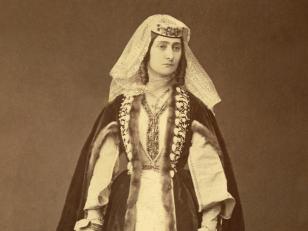 მაიკო ნიკოლოზის ასული ფალავანდიშვილი. თბილისი, 1863-1882 წ.წ. <br> Maiko Phalavandishvili. Tbilisi, 1863-1882.
