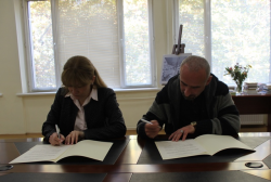 Memorandum of Cooperation was concluded between the National Archives and Chiatura Theatre