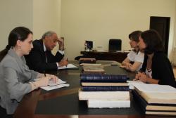 საქართველოსა და ეგვიპტის ეროვნულ არქივებს შორის თანამშრომლობა აქტიურ ფაზაში გადადის