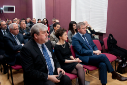 A Public Lecture of Prof. Rismag Gordeziani at the National Archives of Georgia