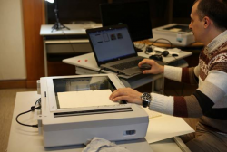 The National Archives of Georgia will bring the Archive of Khariton Chavichvili in Georgia