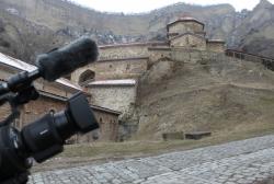 ეროვნული არქივს შიომღვიმის მონასტრის თანამედროვე ფოტო და ვიდეო კადრები შეემატა