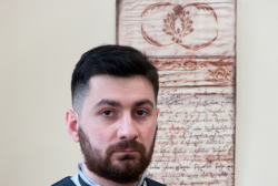 Public Lecture of Dimitri Silakadze at the National Archives of Georgia
