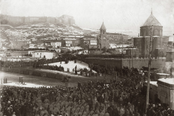 პირველი მსოფლიო ომის შესახებ თბილისში დაგეგმილ გამოფენაში 15-მდე ქვეყანა მიიღებს მონაწილეობას