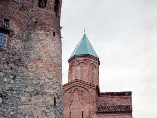 გრემი, მთავარანგელოზთა ეკლესია<br>Gremi, the Archangels Church