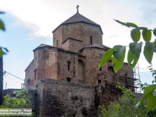 ატენის სიონი, VII საუკუნე<br>Ateni Sioni Church, 7th century