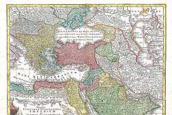 The Historical Archive of Ukraine transferred the Digital Copies of the Maps to the National Archives of Georgia
