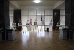 იუნესკოს მსოფლიო მეხსიერების საერთაშორისო რეესტრში შეტანილი ხელნაწერები ერთი დღით გამოიფინა