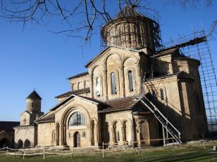 ღვთისმშობლის მიძინების ტაძარი, 1106-1125 წლები<br>The Church of the Assumption, 1106-1125