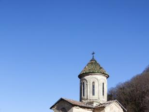 წმიდა გიორგის ტაძარი, XIV საუკუნე<br>The Church of the St. George, 14th century