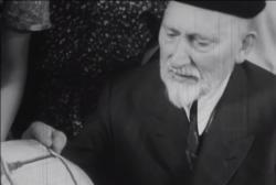 ექვთიმე თაყაიშვილი. 1947 წ. – კვირის დოკუმენტი