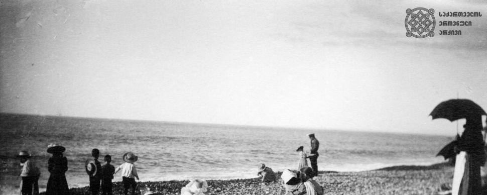 Black Sea Coast in 1900s