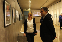 """""""Celebration"""" in the Exhibition Pavilion of the National Archives"""