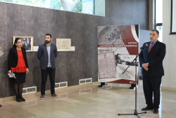 The National Archives of Georgia dedicated the exhibition and the presentation of the book to the Independence Day of Georgia