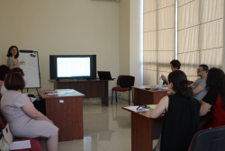 Seminars on Task Management and Archival Work are being held in the National Archives