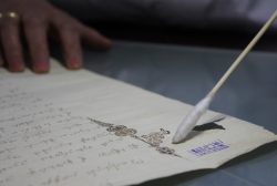 Restoration of Documents of the National Archives of Georgia