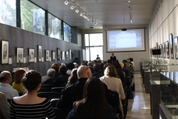 The Second International Conference of the National Archives was opened
