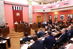 იუსტიციის მინისტრმა კომიტეტების გაერთიანებულ სხდომაზე ეროვნული არქივის საქმიანობაზე ისაუბრა