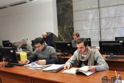 სტუდენტური პროექტი - საქართველოს პირველი რესპუბლიკის ისტორიის კვლევა