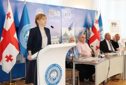 საერთაშორისო სამეცნიერო ფორუმის გახსნა
