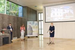 ბერტა ფონ ზუტნერი - ავსტრიელი ნობელიანტი ქალი მშვიდობის დარგში