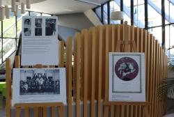 პირველი რესპუბლიკისადმი მიძღვნილი გამოფენა მესტიის იუსტიციის სახლში