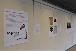 პირველი რესპუბლიკის საიუბილეო გამოფენა ტოკიოს უნივერსიტეტში