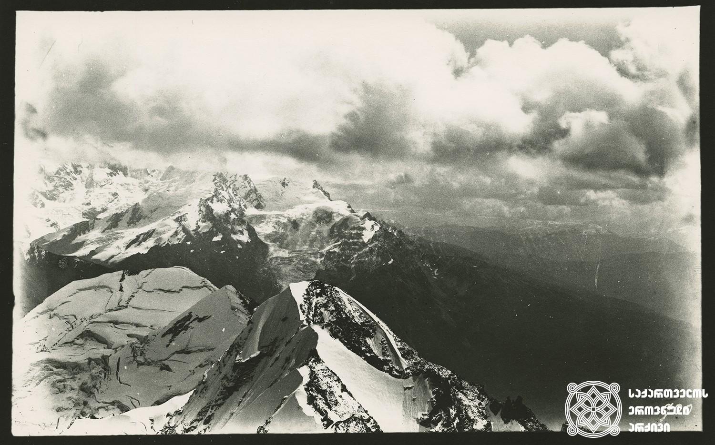 გისტოლა და თეთნულდი. <br> Gistola and Tetnuldi. <br> 1890.